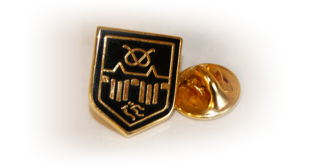 HGS Pin Badge