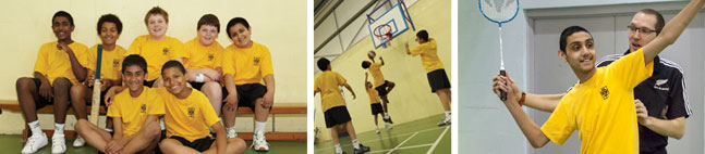 Physical Education Further Images